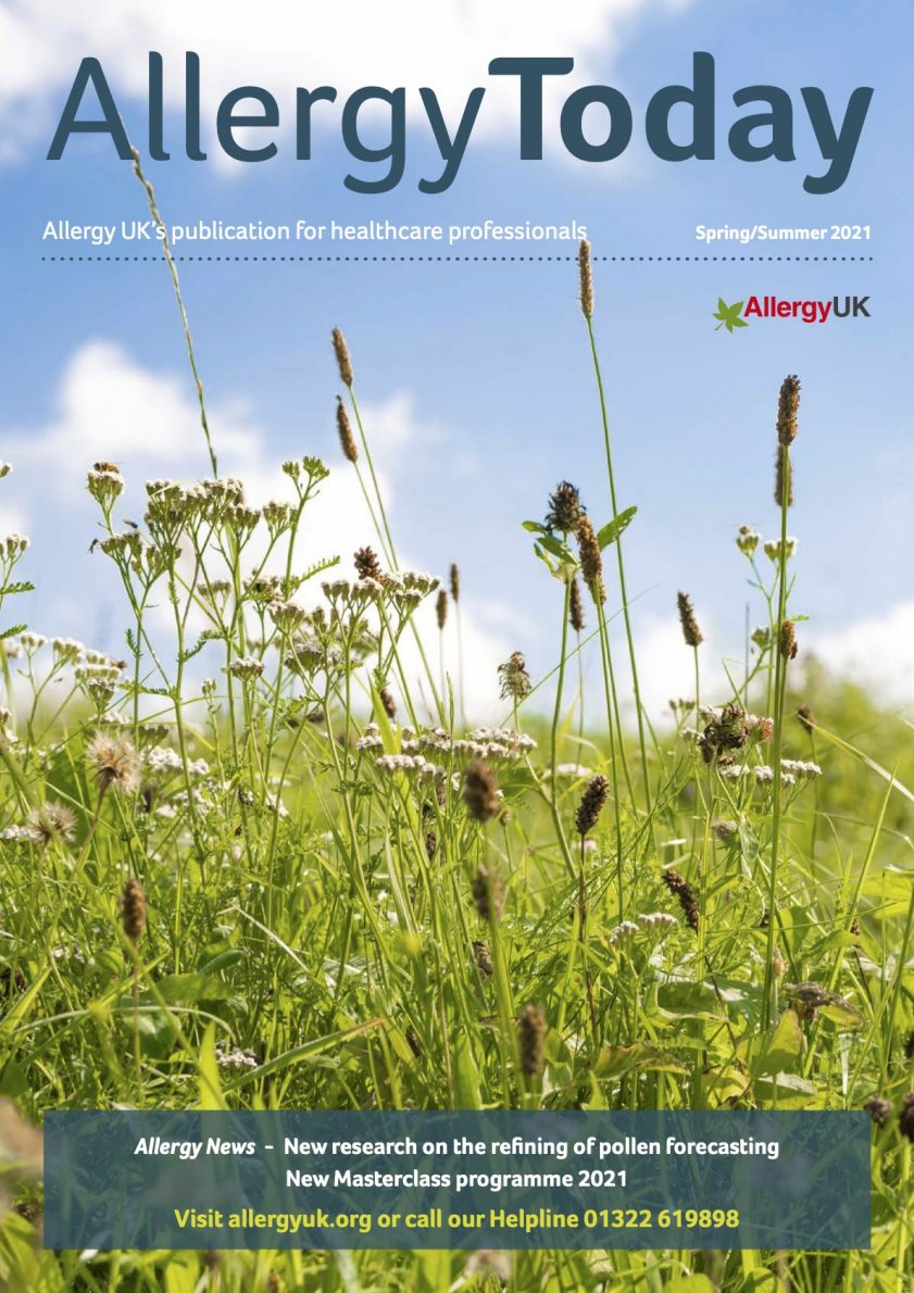 Allergy Today Spring/Summer 2021