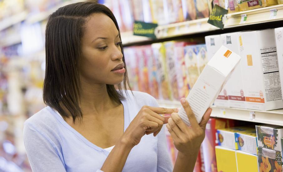 Food Allergen Labelling