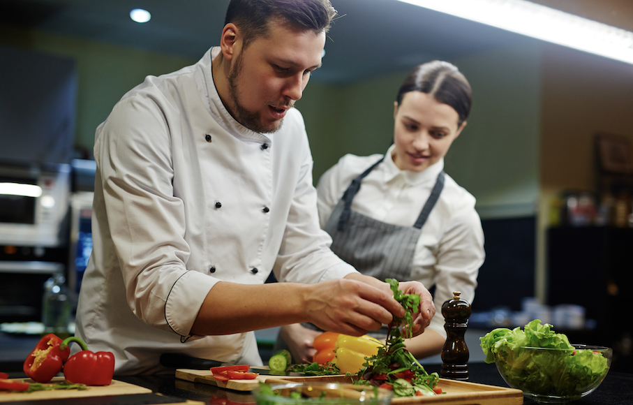 Guide to Food Allergy Catering