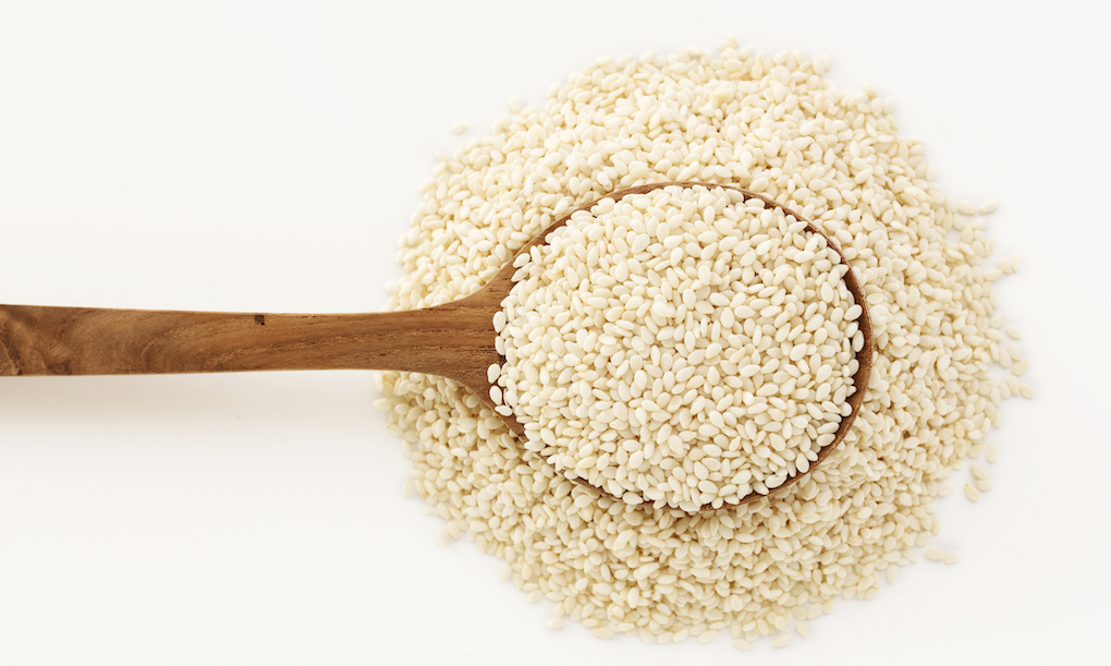 Sesame and Other Seeds