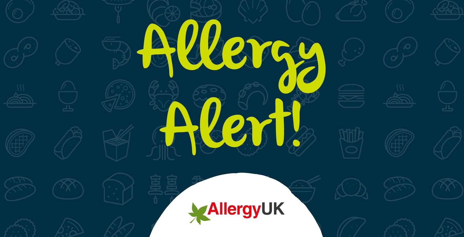 Allergy Alert - SPAR Crispy Breaded Haddock Fillets and SPAR Crispy Breaded Cod Fillets