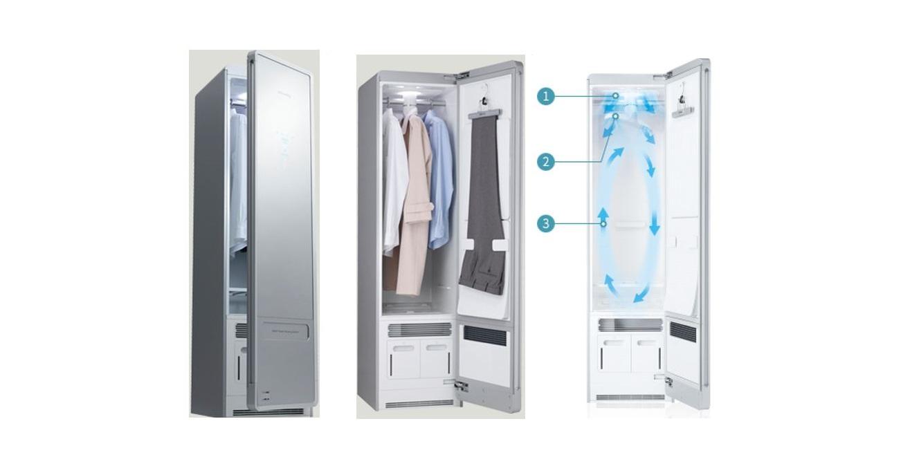 Coway Clothes Steriliser Cabinet