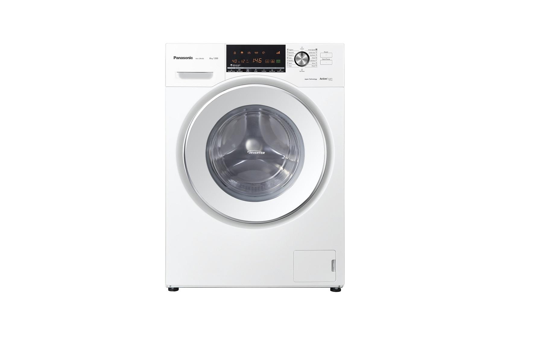 Panasonic Washing Machine with 'Hygiene' Program