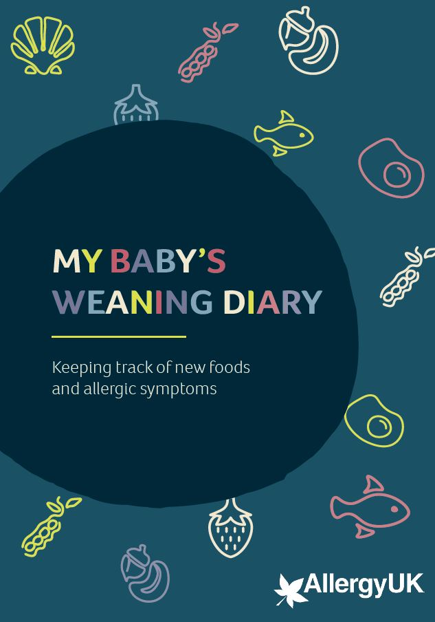 My Baby's Weaning Diary