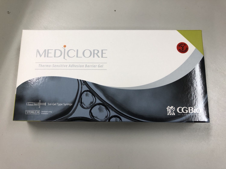 Mediclore (Gelatin Free), Anti-Adhesion Dressing, Bioabsorbable