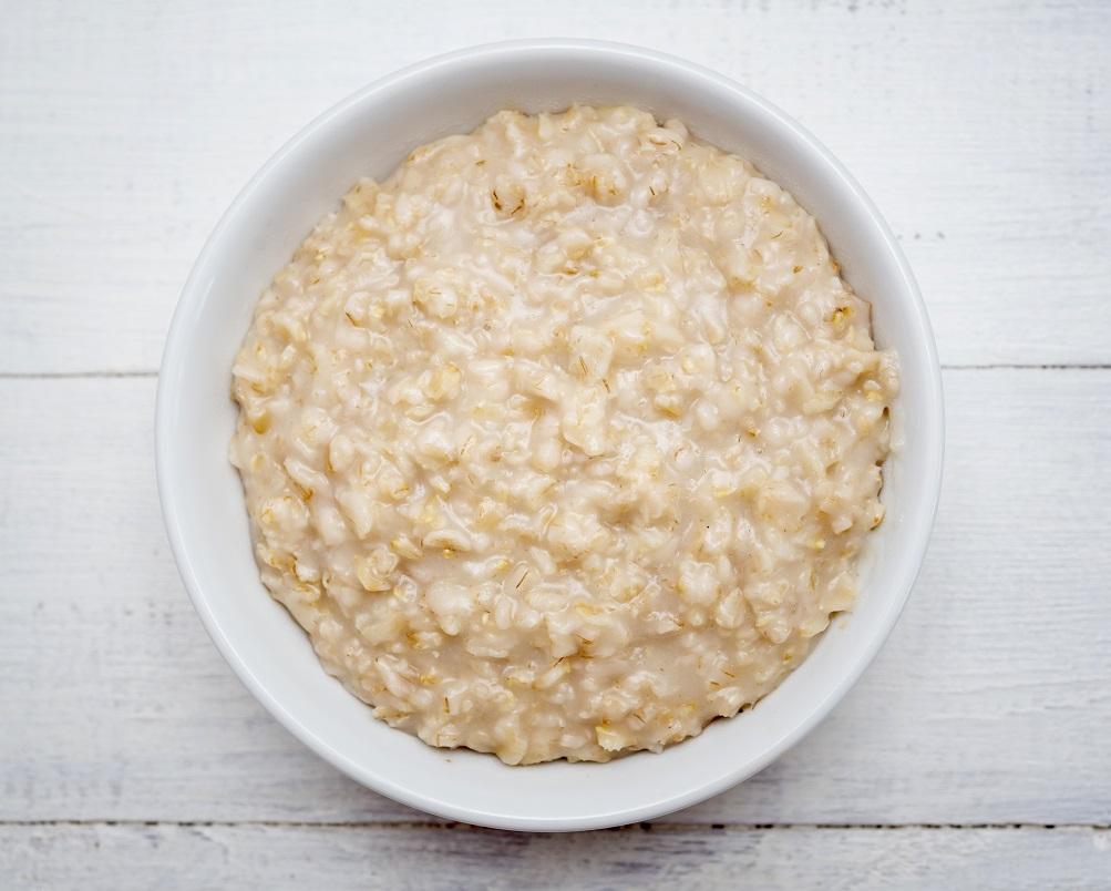 Apple and Peanut Butter Porridge