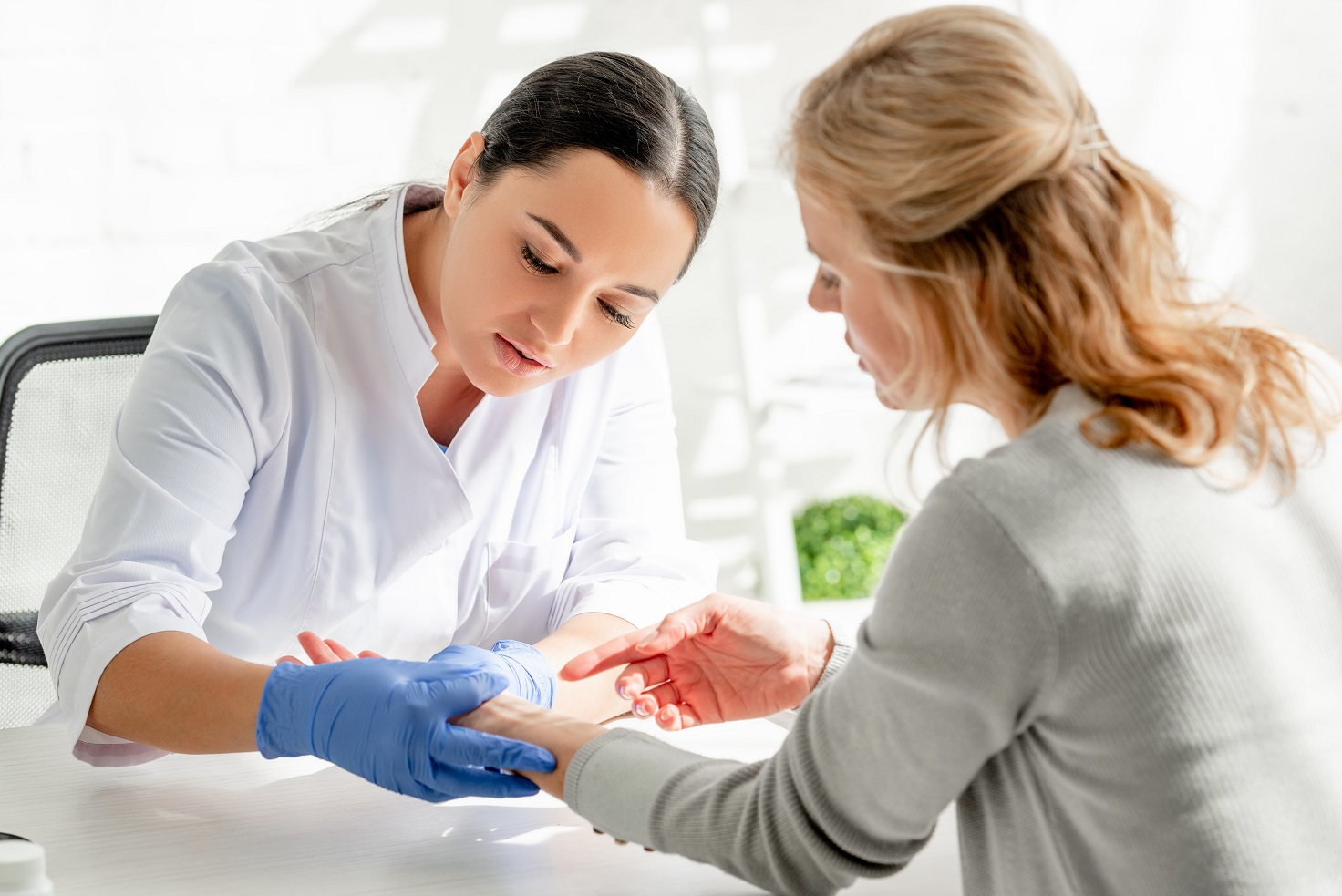 New treatments for Moderate to Severe Atopic Eczema: Biologic therapies