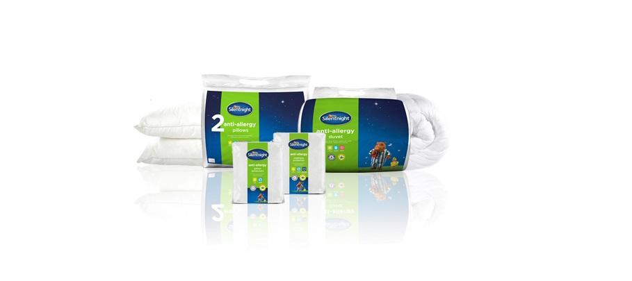 Silentnight Anti-Allergy Bedding