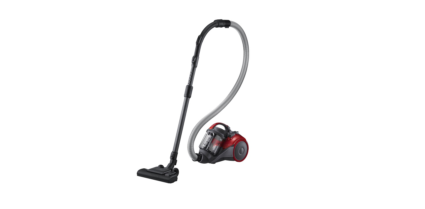Samsung Cylinder Force Extreme Suction Power Vacuum Cleaner (Bagless)