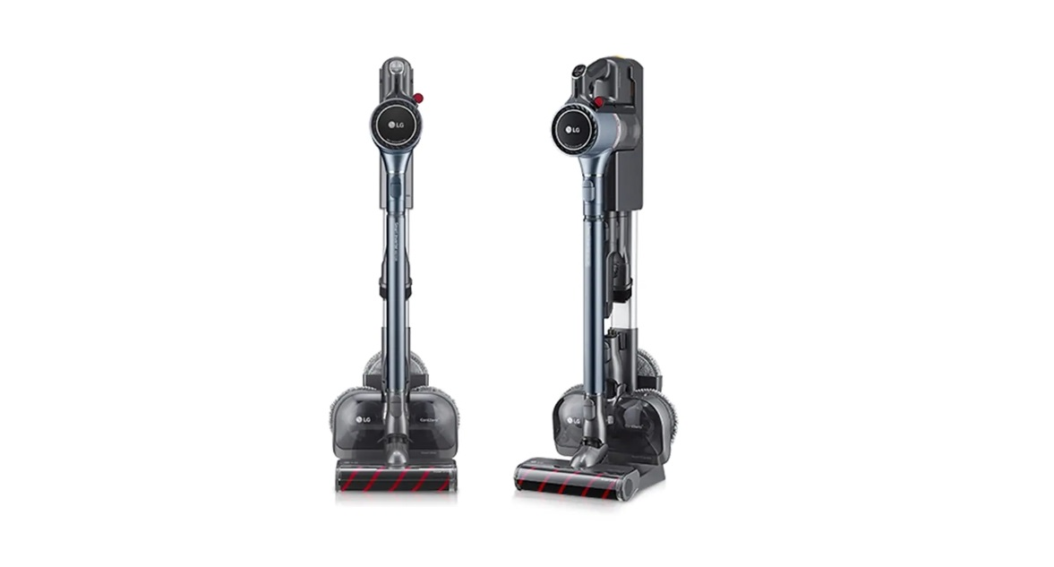 LG Cordless Handstick Vacuum Cleaner (Cordzero A9 Kompressor)