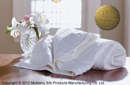 Mulberry Silk, Silk Filled Duvet