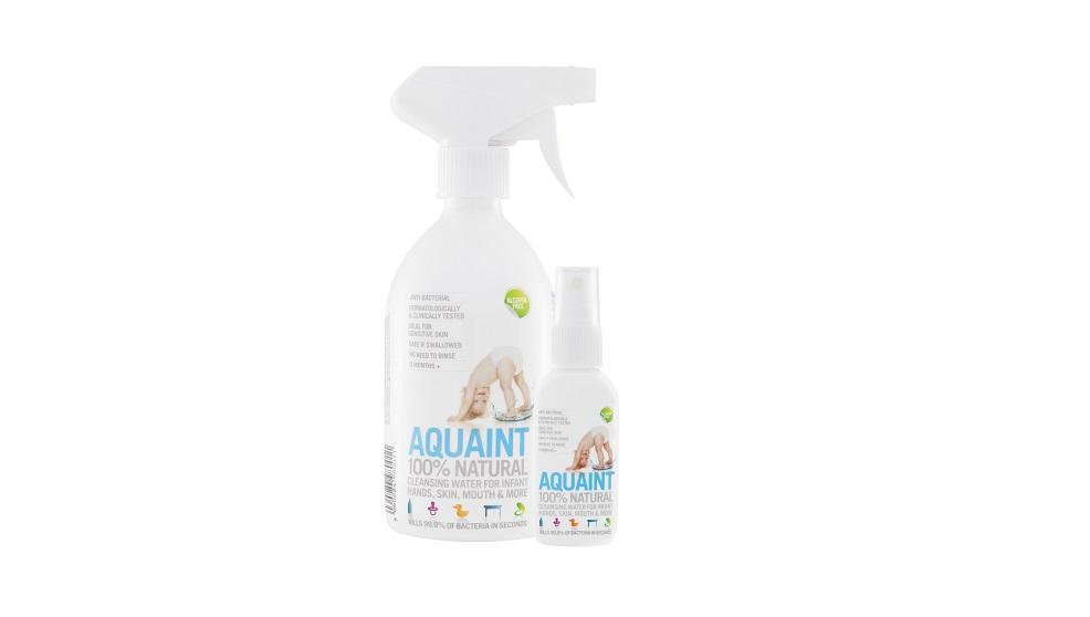 Aquaint - 100% Natural Sanitising Water