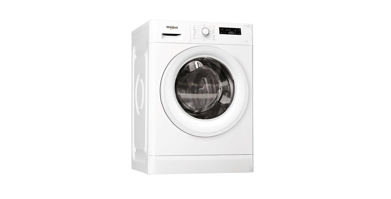 Whirlpool Washing Machine with Freshcare + Cycle