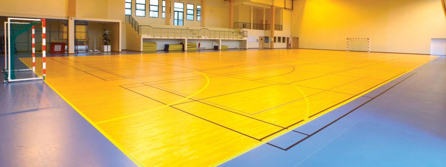 Omnisports (Sport Indoor) Floorcovering