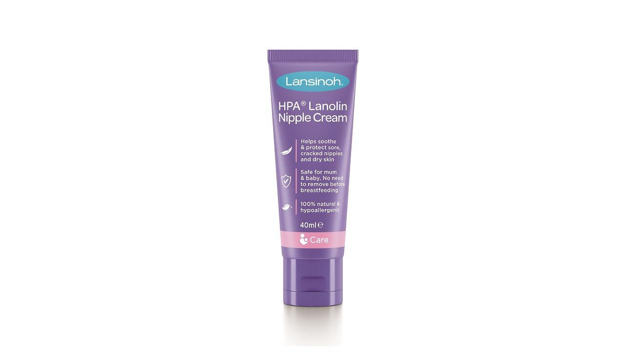 Lansinoh Lanolin Nipple Cream for Breastfeeding Mothers