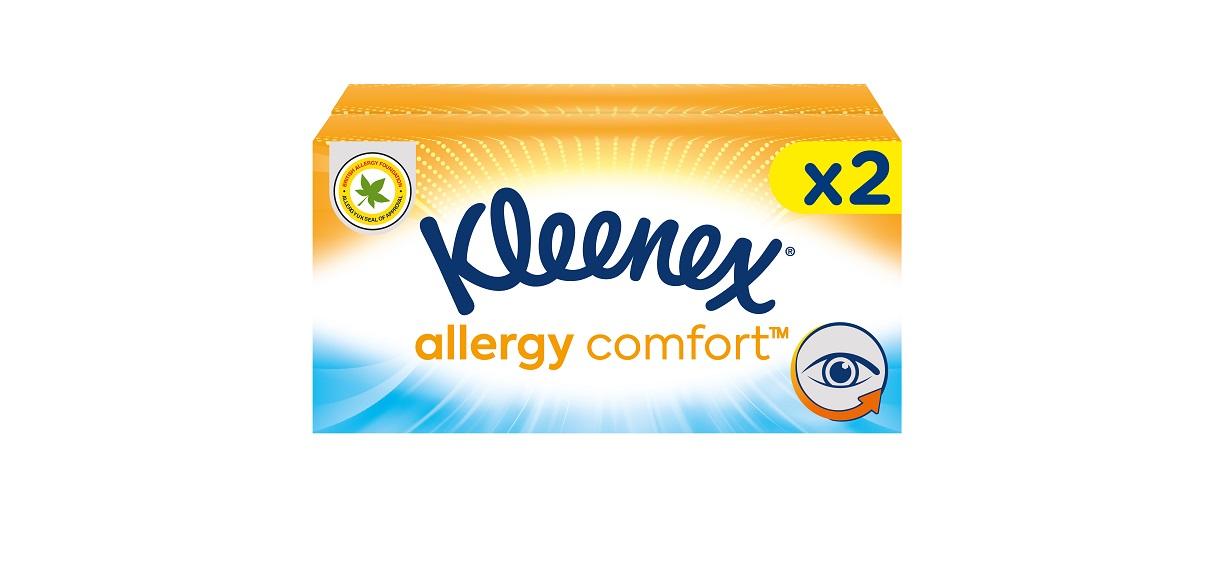 Kleenex® Allergy Comfort™ Tissues