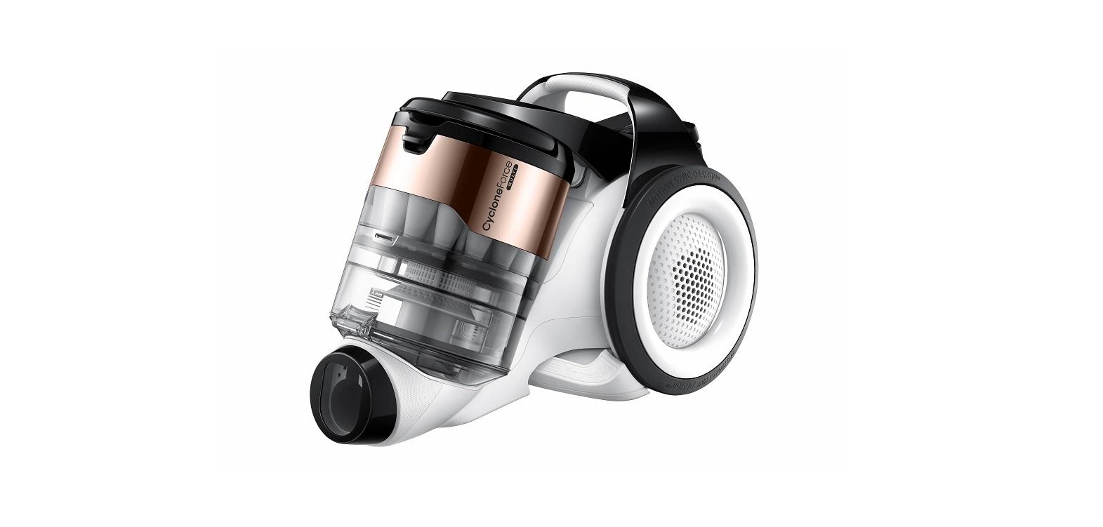 Samsung Cylinder Vacuum Cleaner (Bagless)