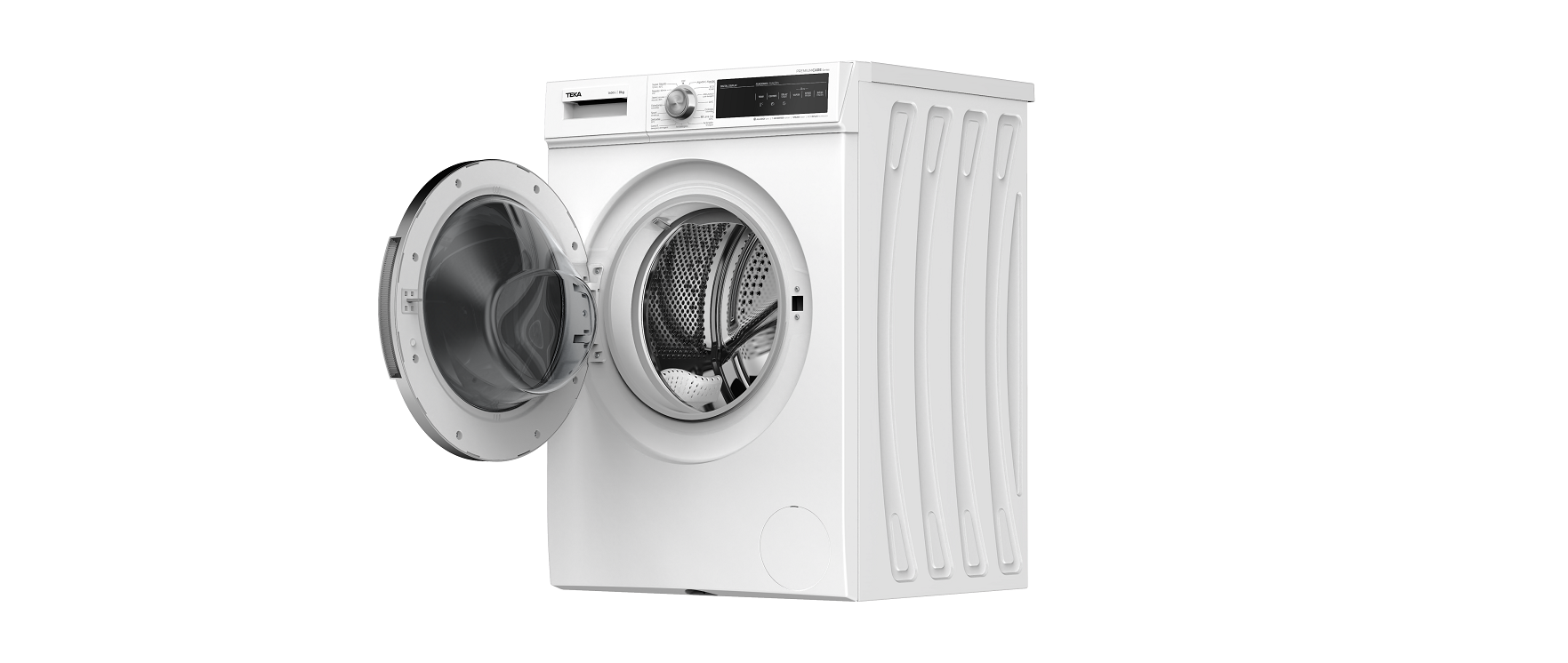 TEKA Washing Machine with Allergy Safe Program
